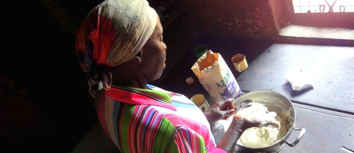 Bread Recipe - Democratic Republic of the Congo