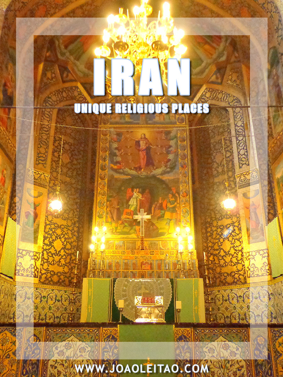Sacred and Religious Places to visit in Iran - Middle East