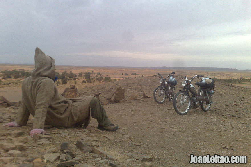 Ride a Motorcycle in Morocco