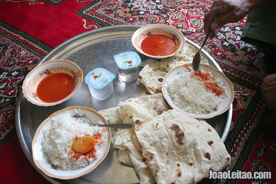 Food in Barzan