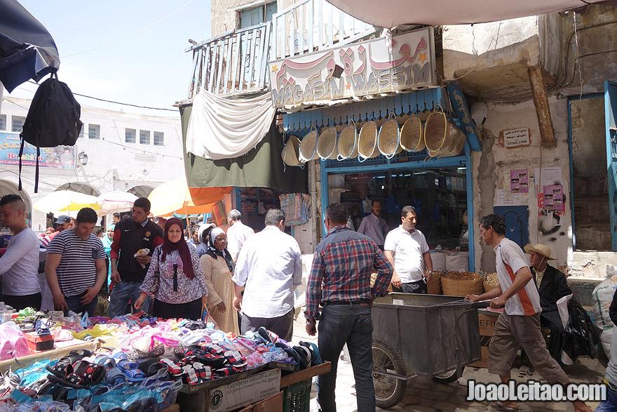 Sfax medina in Tunisia