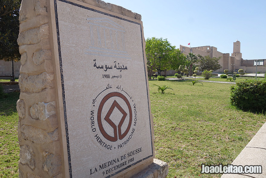 UNESCO sites in Tunisia