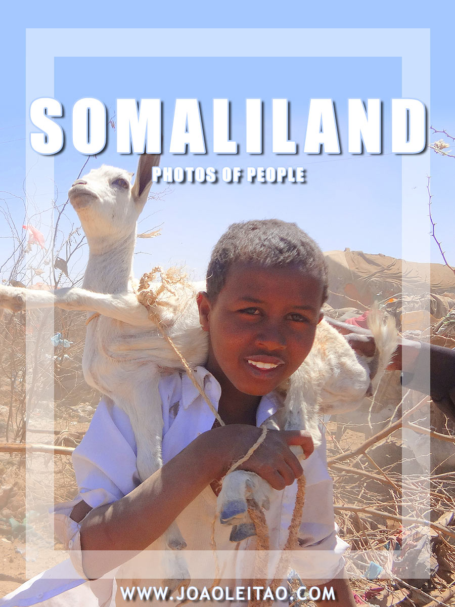 Somaliland - Photos of People