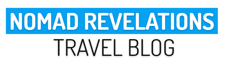 TRAVEL BLOG NOMAD REVELATIONS