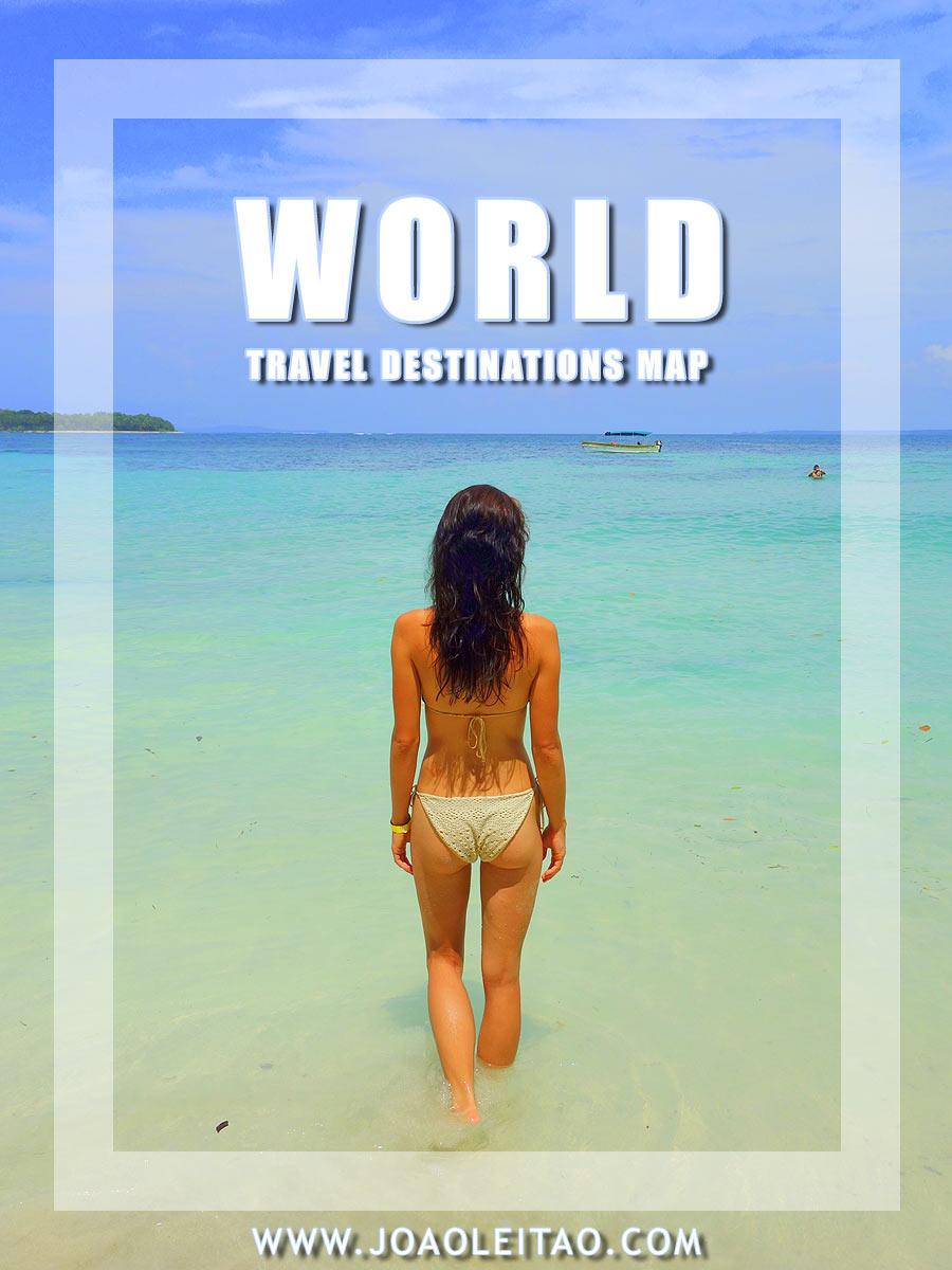 Destinations - Travel the World