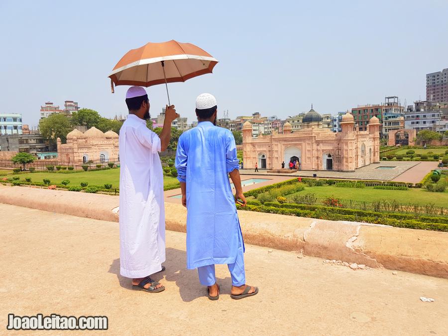 Forte de Lalbagh em Daca