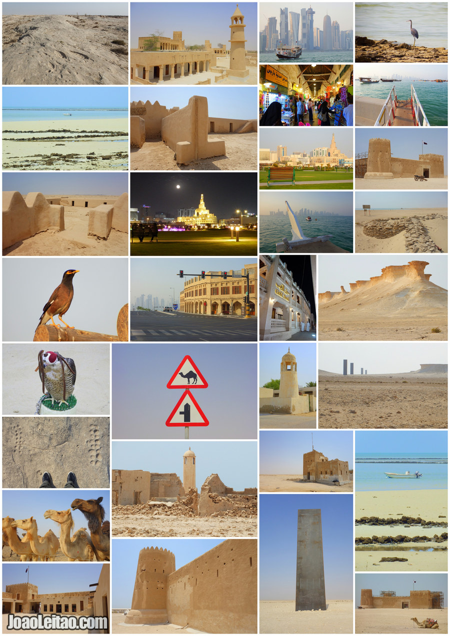 What to visit in Qatar