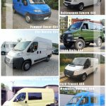 How To Choose And Buy A 4x4 Camper Van Options Ideas Advice