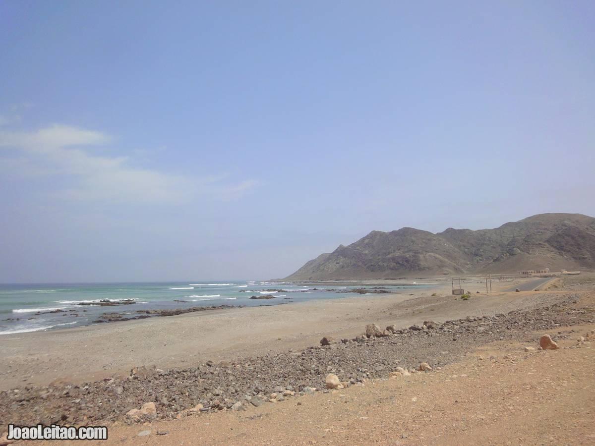 MASIRAH ISLAND OMAN