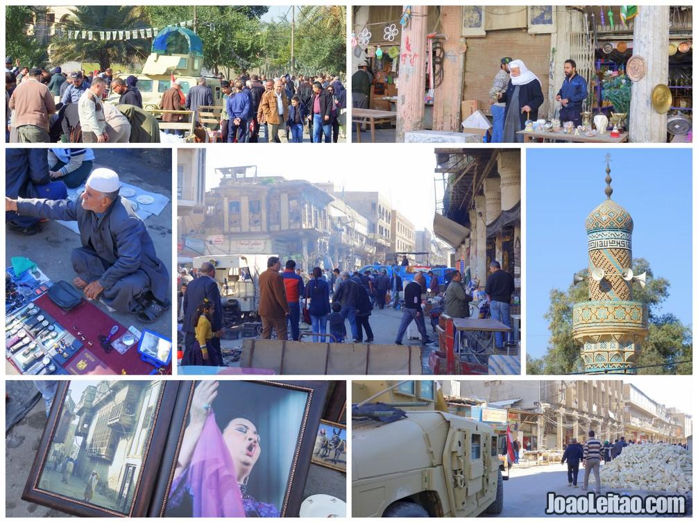 AL RASHEED STREET BAGHDAD