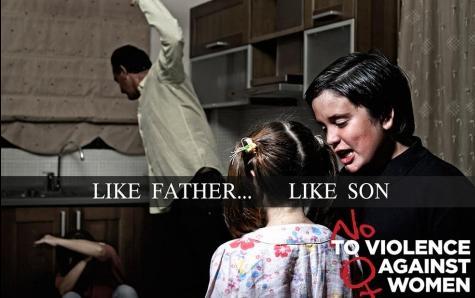 Lo mismo que el padre hace el hijo