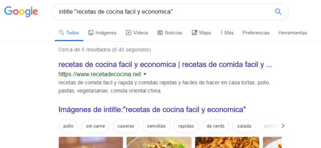 busqueda de micro nichos virgenes con google