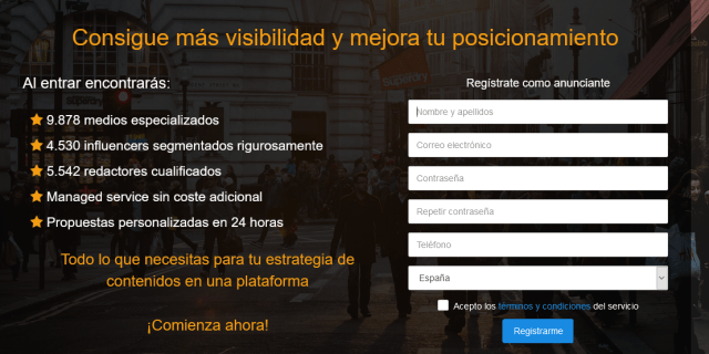 publisuite platafora de marketing