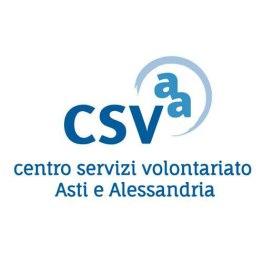 CSVAA Centro Servizi Volontariato Asti Alessandria