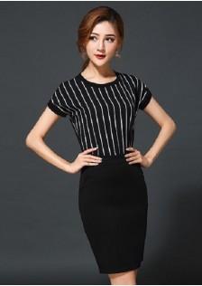 KHG109 top+skirt