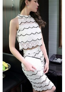 GSS275 top+skirt