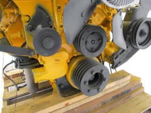 Cat 3208N 210 hp engine