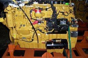 Caterpillar C9 450hp Acert Engine