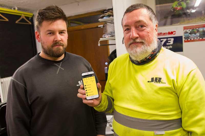 JB Mark & Bygg har fått kontroll på dieselforbruket