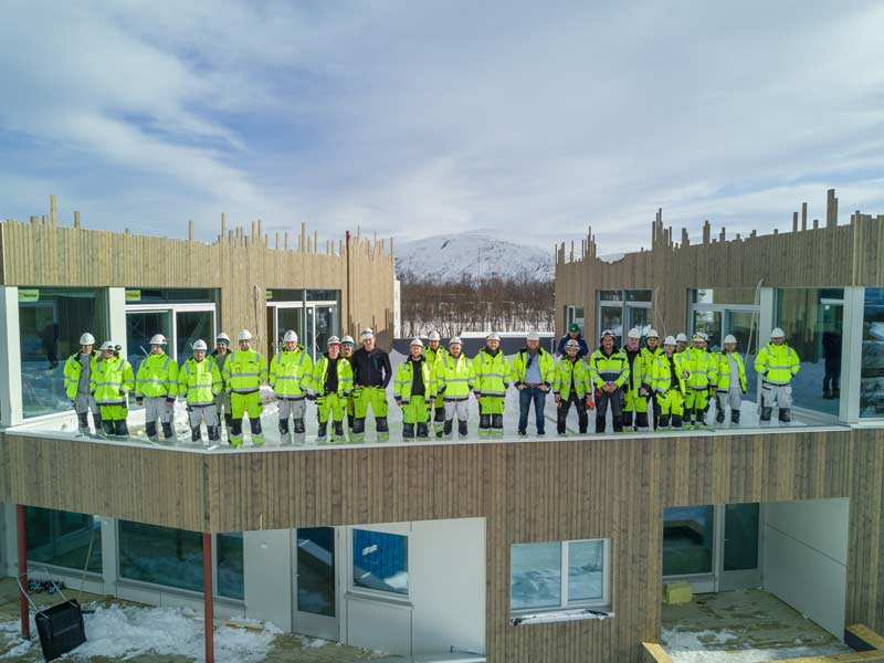 CB Partner Nord-Norge bygg anlegg