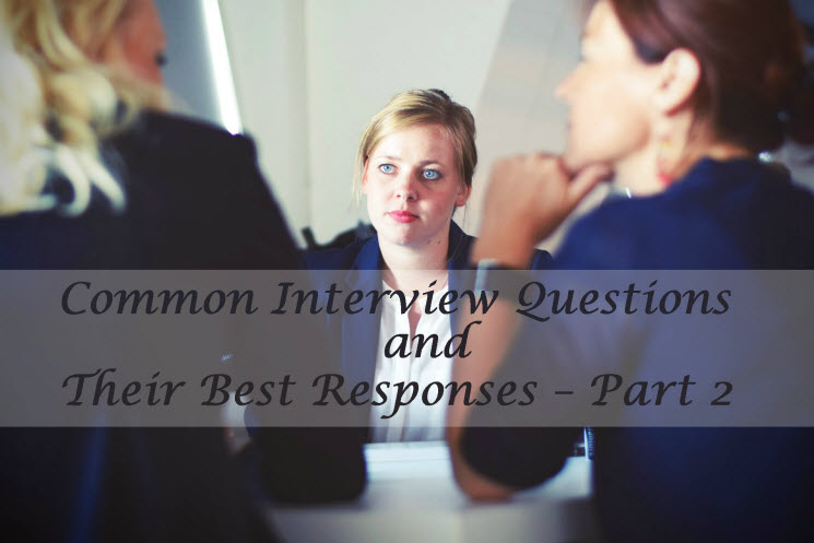 20 Most Common Interview Questions and Answers  Part 2   JobCluster     Common Interview Questions   Answers for Freshers