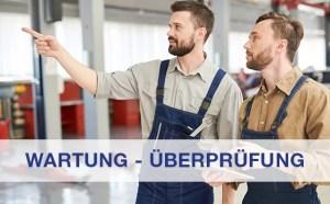 Service-Wartung-Überprüfung-dokumentation