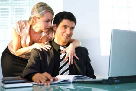 Will office romance affect my devotion to career growth?