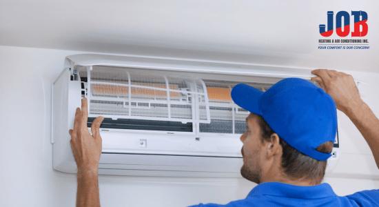 JOB Heating Saskatoon HVAC unit maintenance