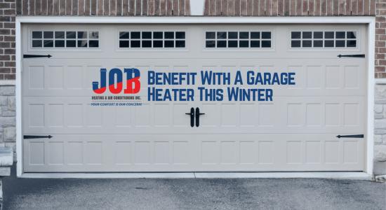 Garage Heater Benefits