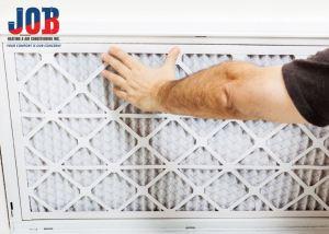 Air Conditioner Filter - JOB Heating & Air Conditioning Saskatoon
