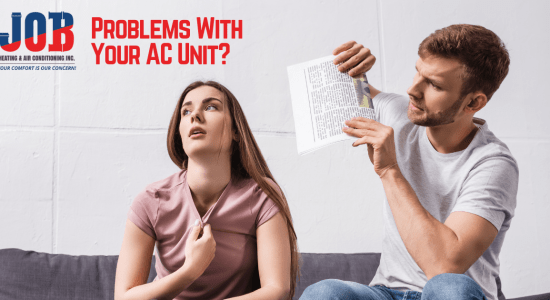 Air Conditioner Problems- JOB Heating and Air Conditioning