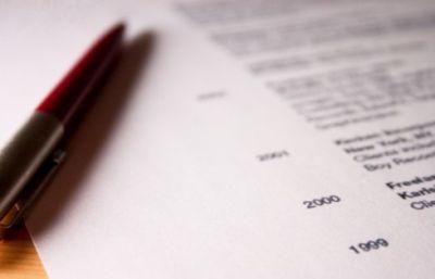 CV Writing Tips