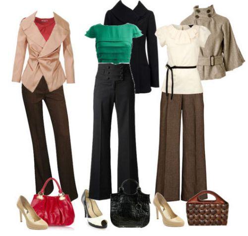 what women wear interview