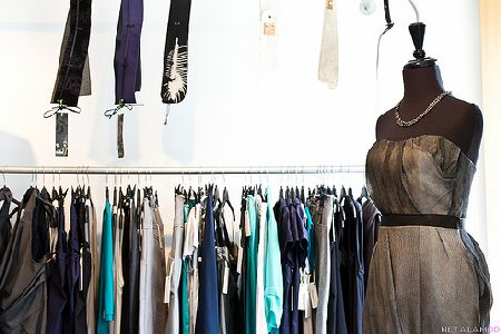 women interview attire