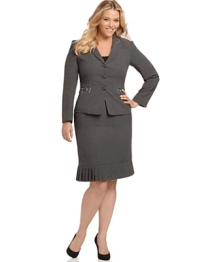 plus size women business attire
