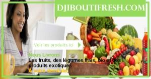 Acheter des fruits & légumes et vous seront livrés à votre domicile