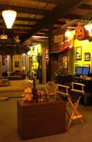 Oficinas de Pixar zona de descanso