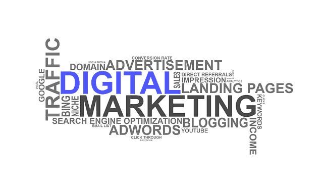 Digital Marketing related jobs profile names
