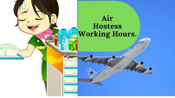 Air Hostess serving food in his office working hours