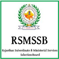 RSMSSB Stenographer Admit Card 2021 Written Exam Date