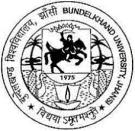 Bundelkhand University Entrance Exam Result