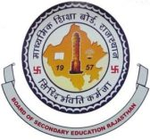 RBSE 10th Time Table 2021 Rajasthan Board (06 May to 31) Date Sheet