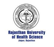 Rajasthan University of Health Sciences Result