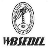 WBSEDCL Office Executive Result
