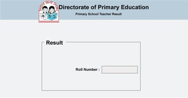 Primary School Assistant Teacher Exam Result 2019