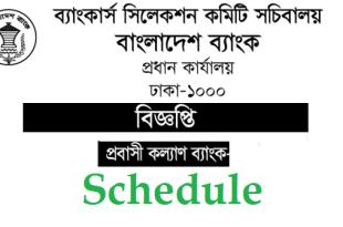 Probasi kollayan bank schedule