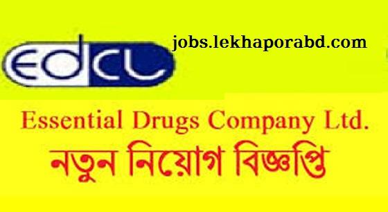 essential drugs company limited job circular 2018