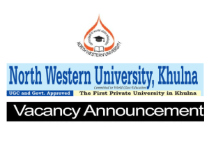 North Western University Job Circular 2018