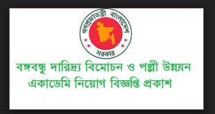 Bapard Job Circular 2019