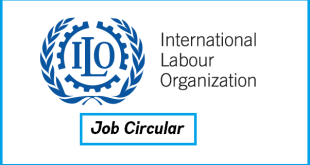 International Labour Organization (ILO) Job Circular